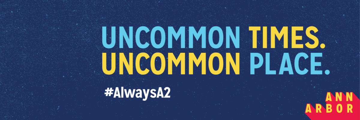 Uncommon Times. Uncommon Place. #AlwaysA2