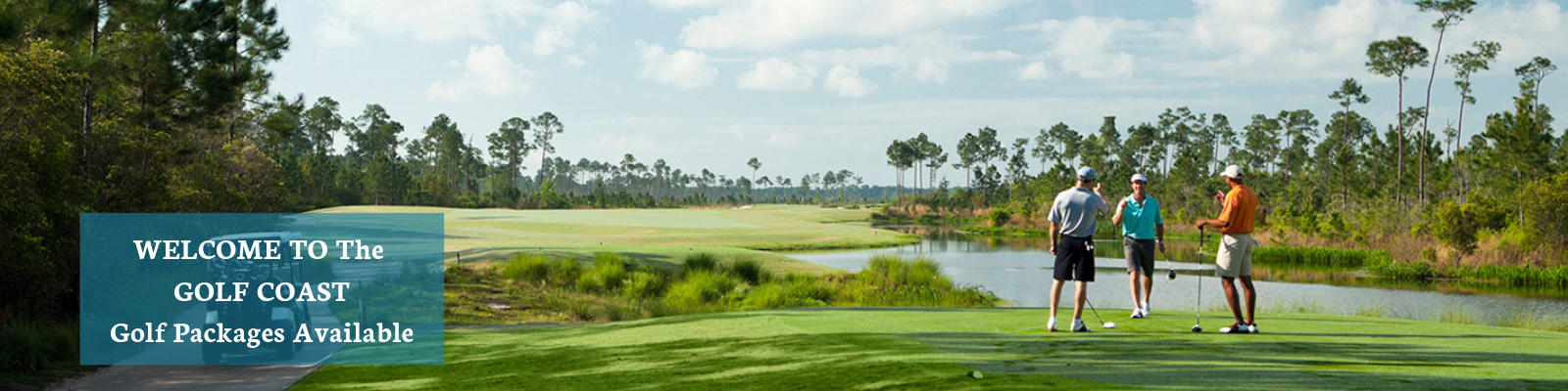 Gulf Coast Golf Travel Deals