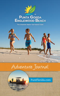 Cover photo of 2019 Punta Gorda/Englewood Beach Adventure Journal