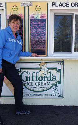 Valerie gifford ice cream treats