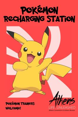 pokemon recharging station