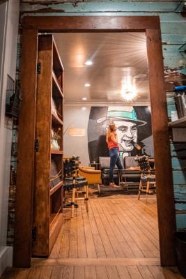 The Roost Wilbur Bar speakeasy