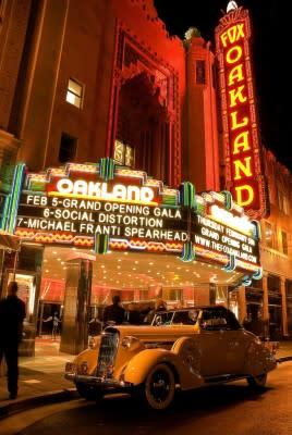 fox theater oakland