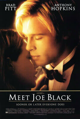 Meet Joe Black movie poster