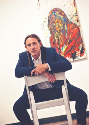 Josh Stout - Artist