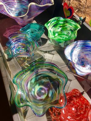 Vetro Glass Blowing