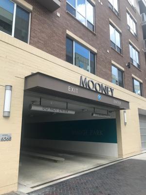Mooney Garage Bridge Park