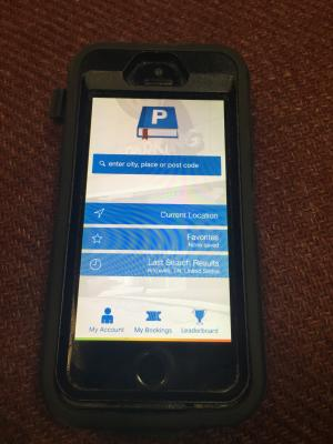 Parking in Downtown Knoxville | Parking Garages & Lots