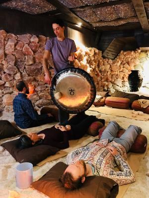 Salt Cave Sound Healing
