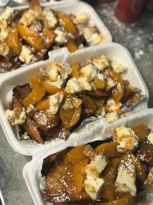 Honey's Favored Sweets dessert