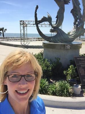 Selfie in Myrtle Beach