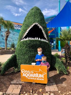 Ripley's Aquarium, Myrtle Beach, SC