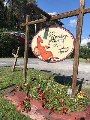 Saratoga Winery