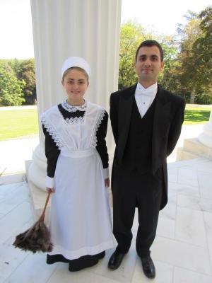 Staatsburgh Downton Abbey Tour