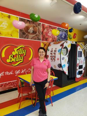 Jelly Belly Joy Basco Facilities manager
