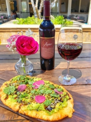 Avensole Winery Recipe and Wine Pairing