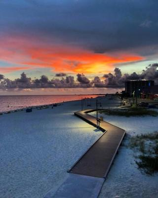 West Biloxi Beach Boardwalk Offers A Beautiful Stroll