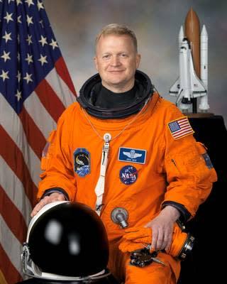 eric boe astronaut
