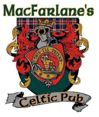 Macfarlane's Celtic Pub Logo