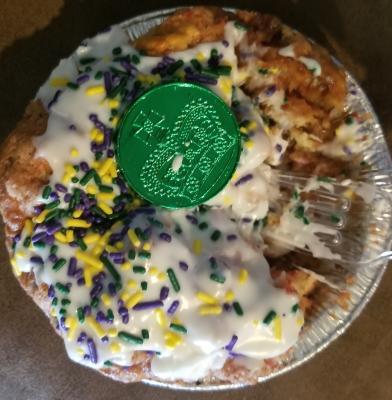 Delicious Donuts Mini Scrap Cake
