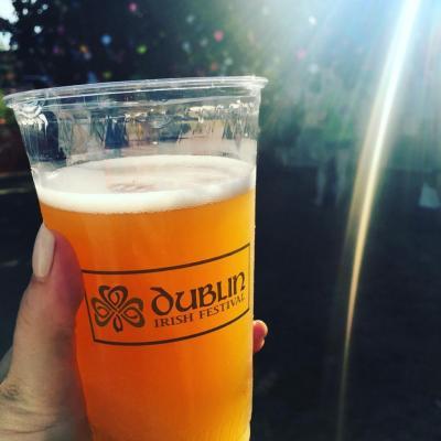 Dublin Irish Festival Beer