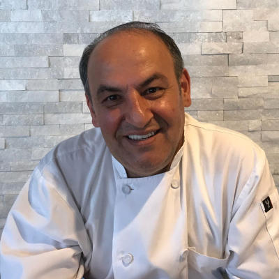 Photo of Mandolin Kitchen's Chef Kacmaz