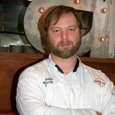 Chef Brian O'Rourke