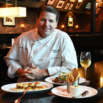 Picture of Marlow's Tavern Chef John C. Metz