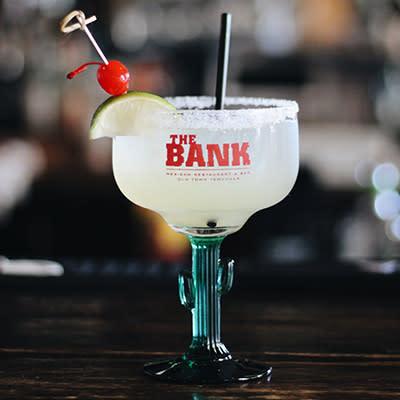The Bank Chilled Maragarita