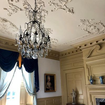Schuyler Mansion parlor