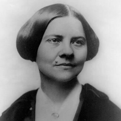 Lucy Stone Votes for Women