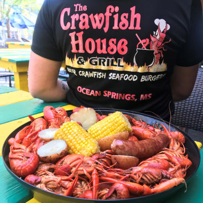 The Crawfish House & Grill