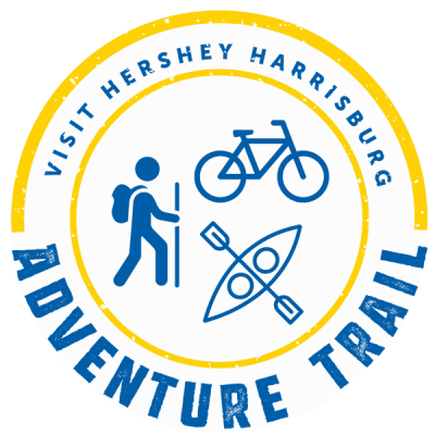 Logo - Hershey Harrisburg Adventure Trail