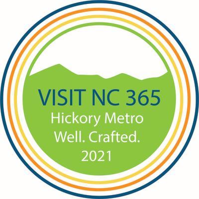 visit NC 375 logo