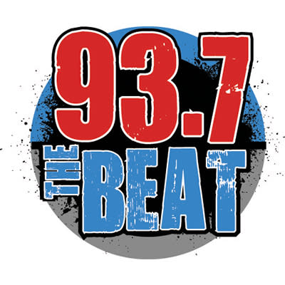 93.7 The Beat Logo