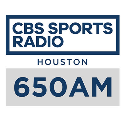 CBS Sports Radio Houston 650 AM Logo
