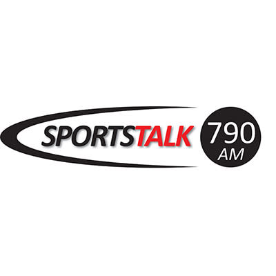Sports Talk 790 AM Logo