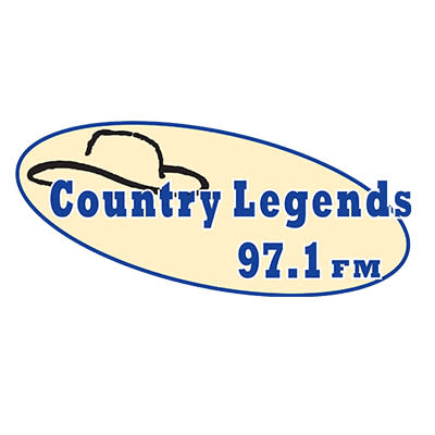 Country Legends 97.1 FM Logo