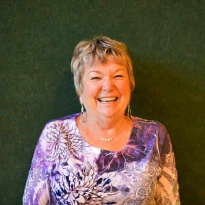 Board Member Pat Straube headshot
