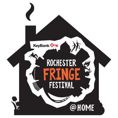 2020 Rochester Fringe Festival @ Home Logo
