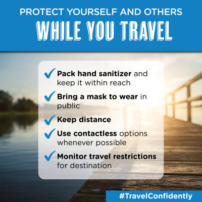 Travel Confidently