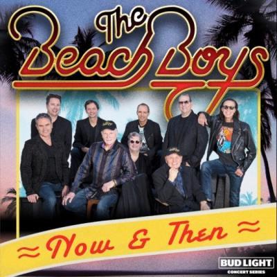 The Beach Boys tour promo.