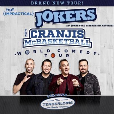 Impractical Jokers promo.