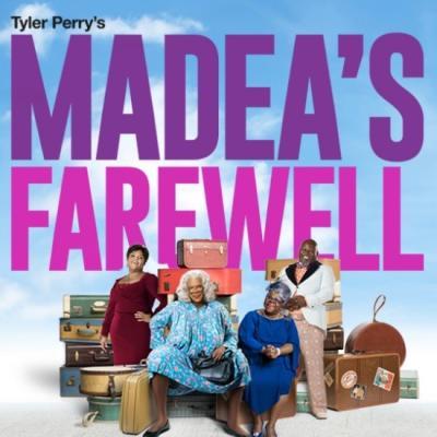 Madea's Farewell promo.
