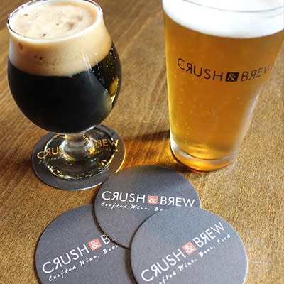 Crush and Brew Craft Brew Month