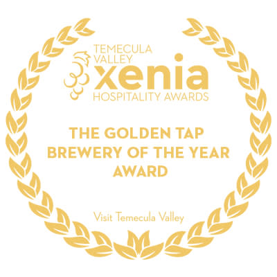 Golden Tap Brewery of the Year