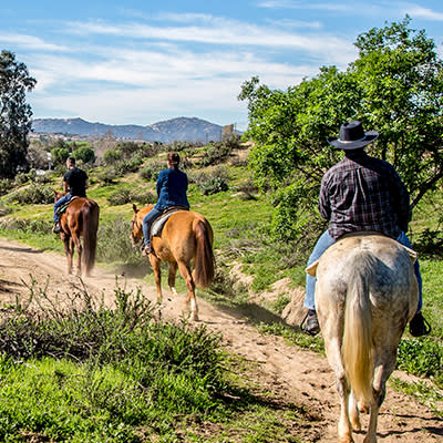 Horseback Riding in Temecula Valley