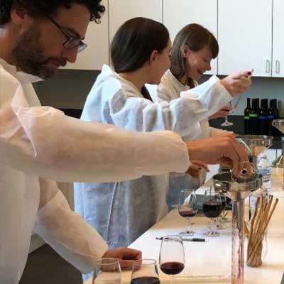 Wine Blending Classes