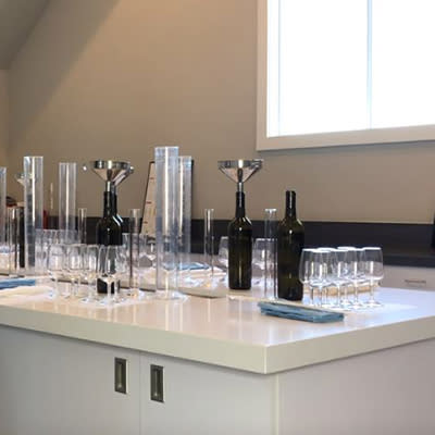 Wine Lab at BOTTAIA Winery