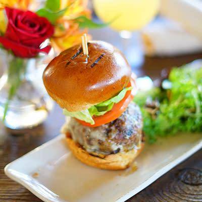 Avensole burger